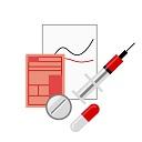 farmakoloogia ikoon