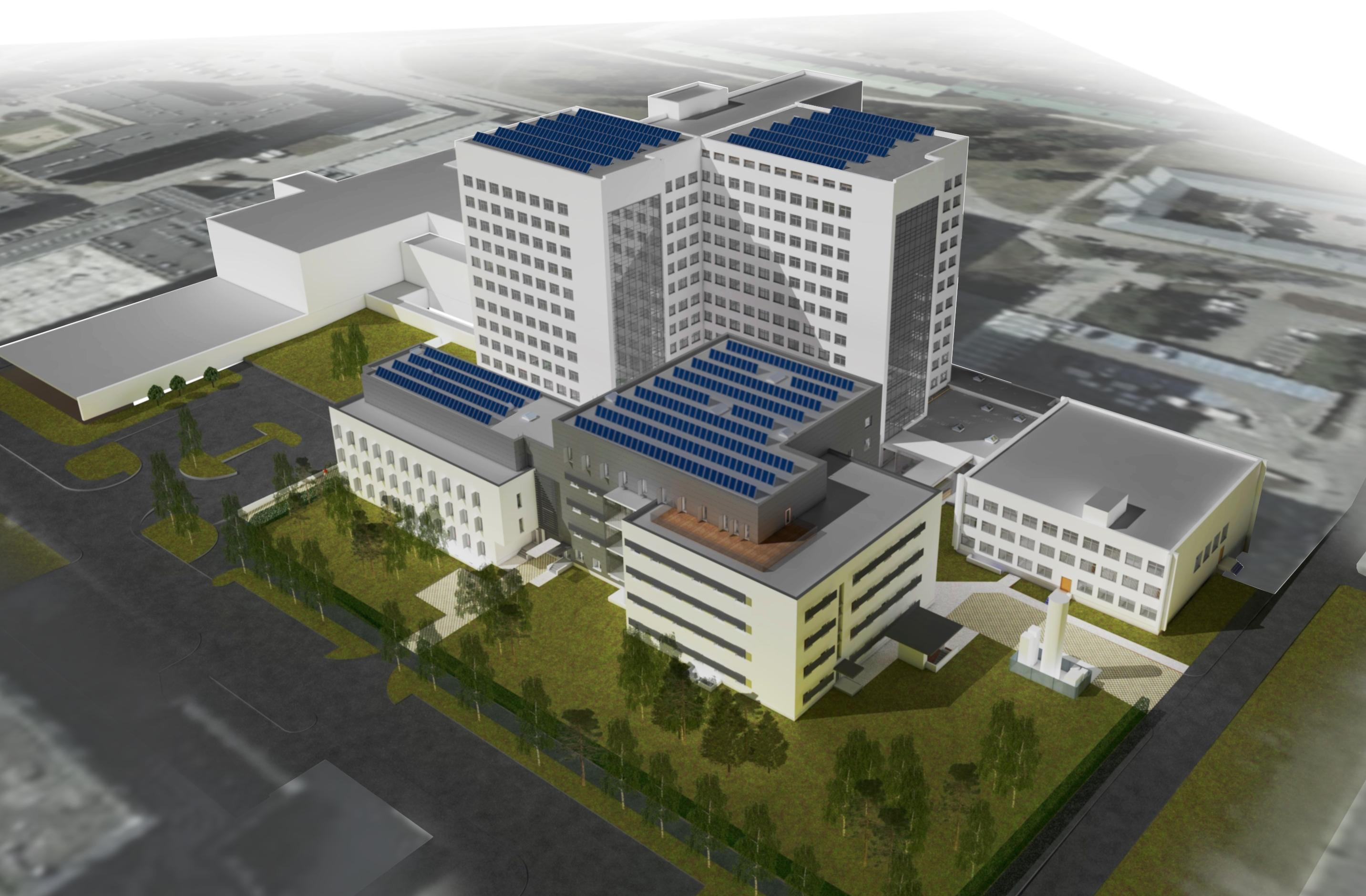 Mustamäe medical campus
