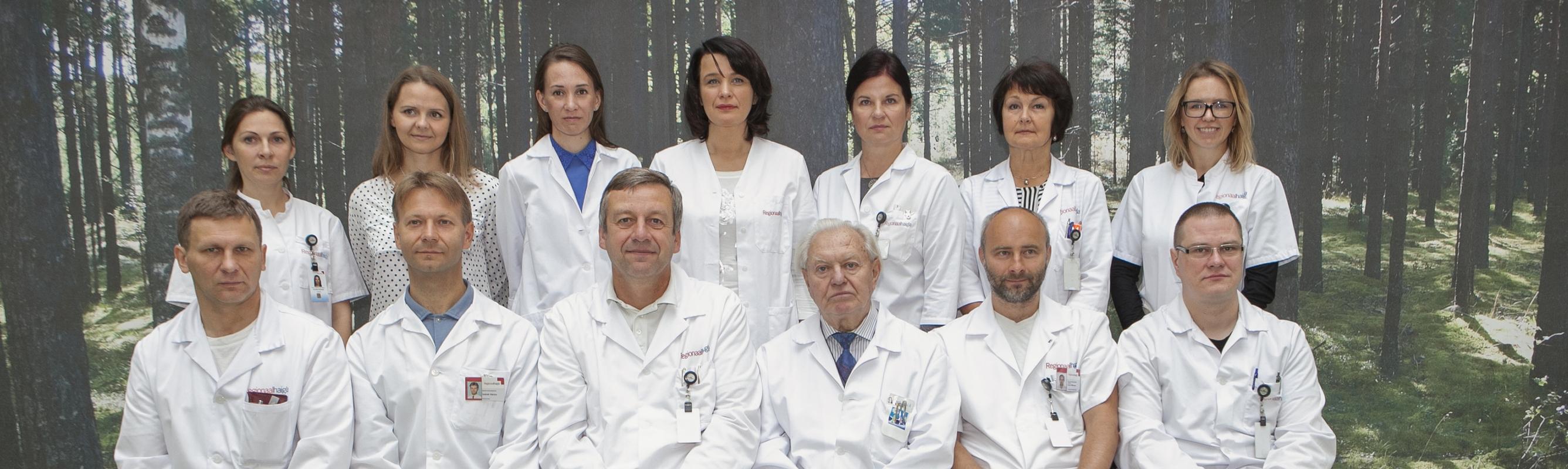 Pea- ja kaelapiirkonna kasvajate töörühm