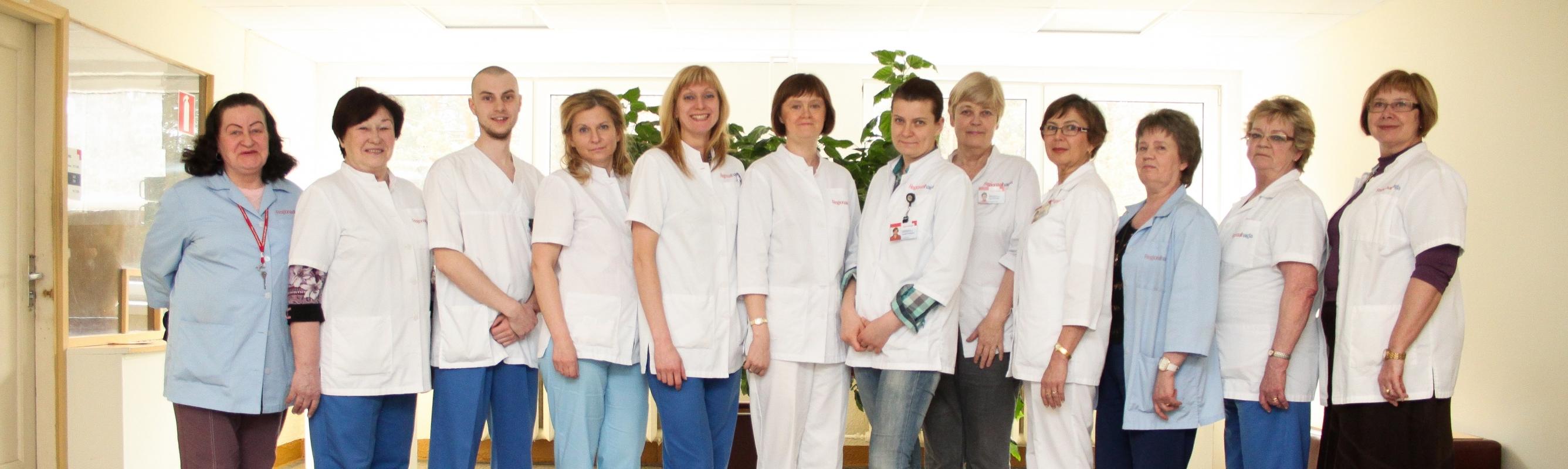 Kutsehaiguste ja töötervishoiu keskuse kollektiiv