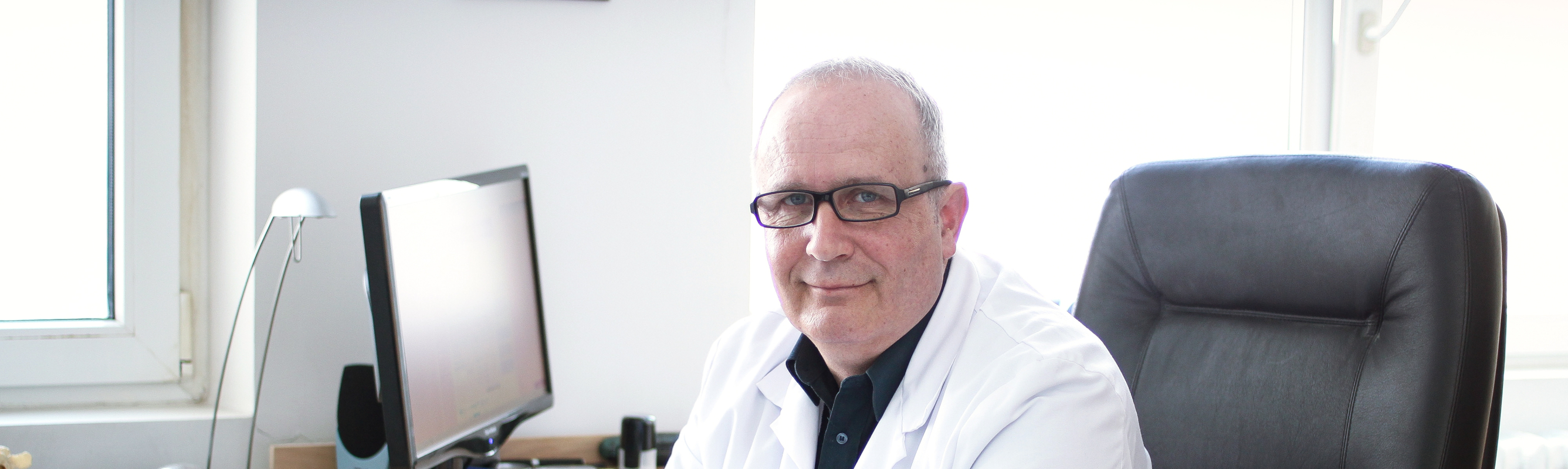 Neurokirurgia keskuse juhataja dr Mihkel Leiner