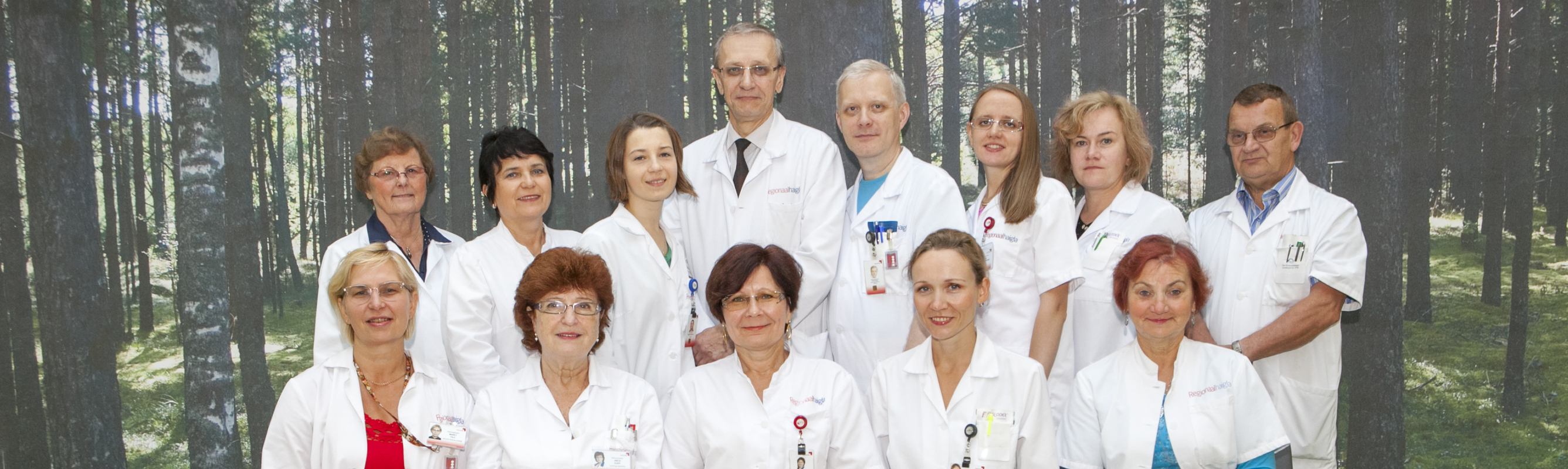 Regionaalhaigla rinnanäärme kasvajate töörühm