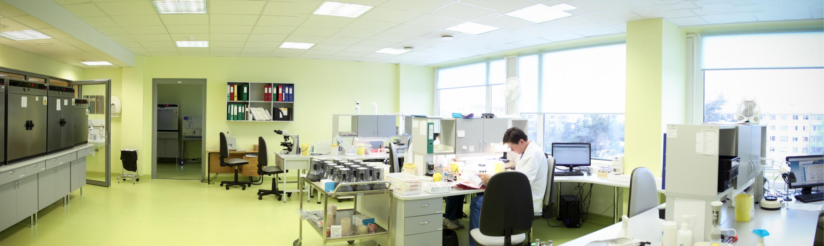 Mikrobioloogia labor