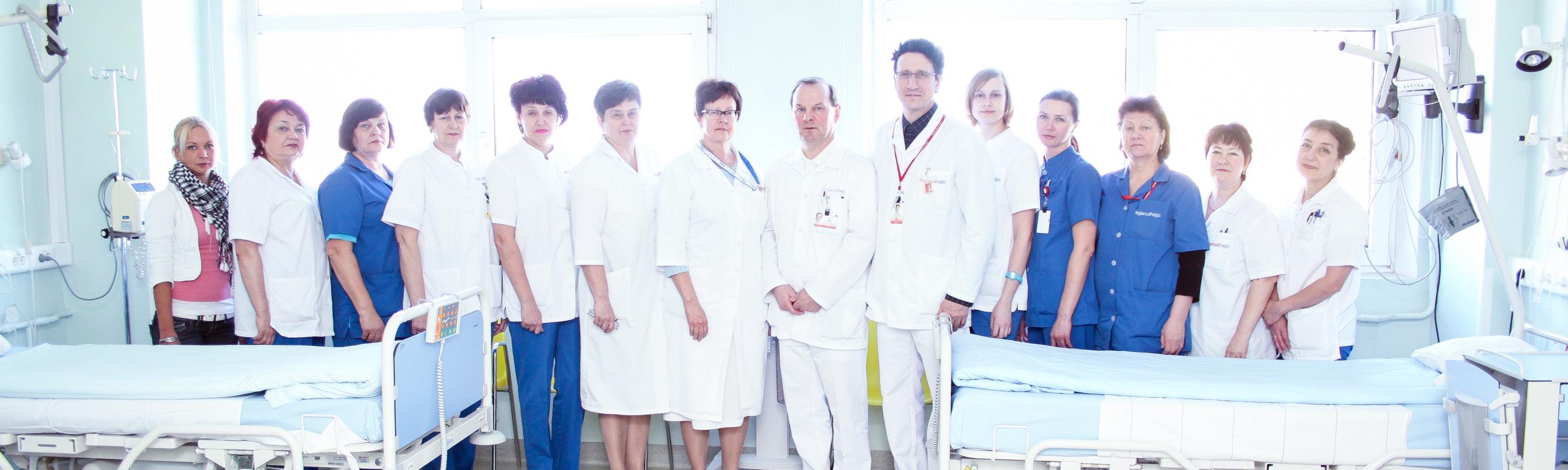 II ortopeedia osakond. Foto: Silver Raidla