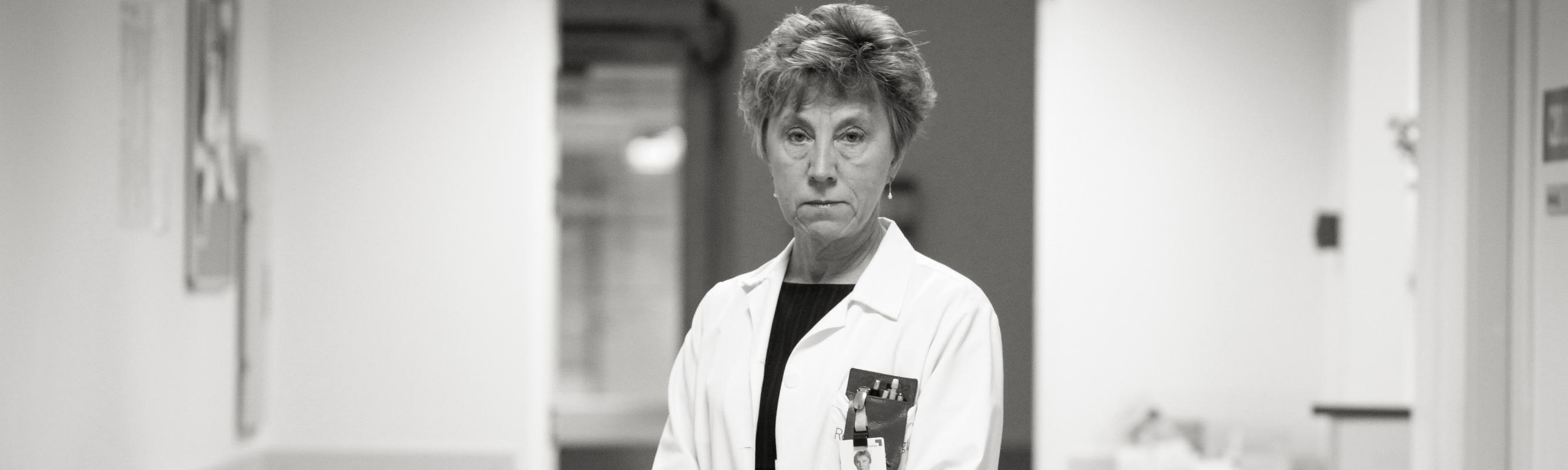 Nefroloogiakeskuse juhataja dr Merike Luman