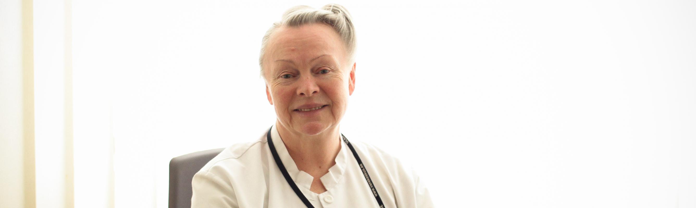 Verekeskuse kvaliteedijuht dr Tatjana Plahhova
