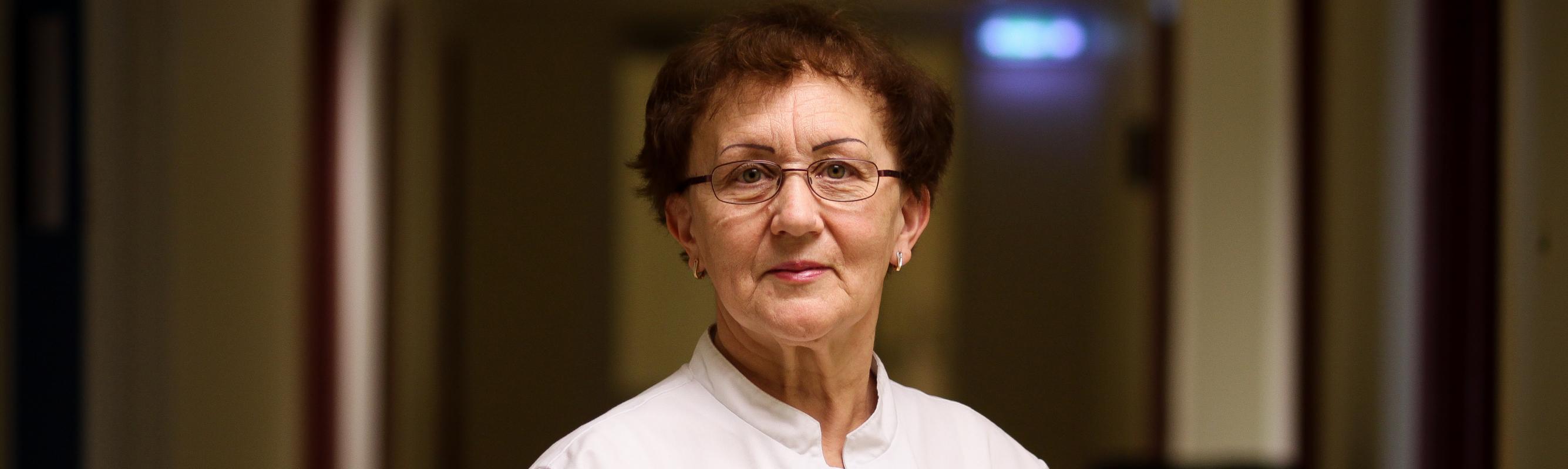 Tootmisjuht dr Erna Saarniit