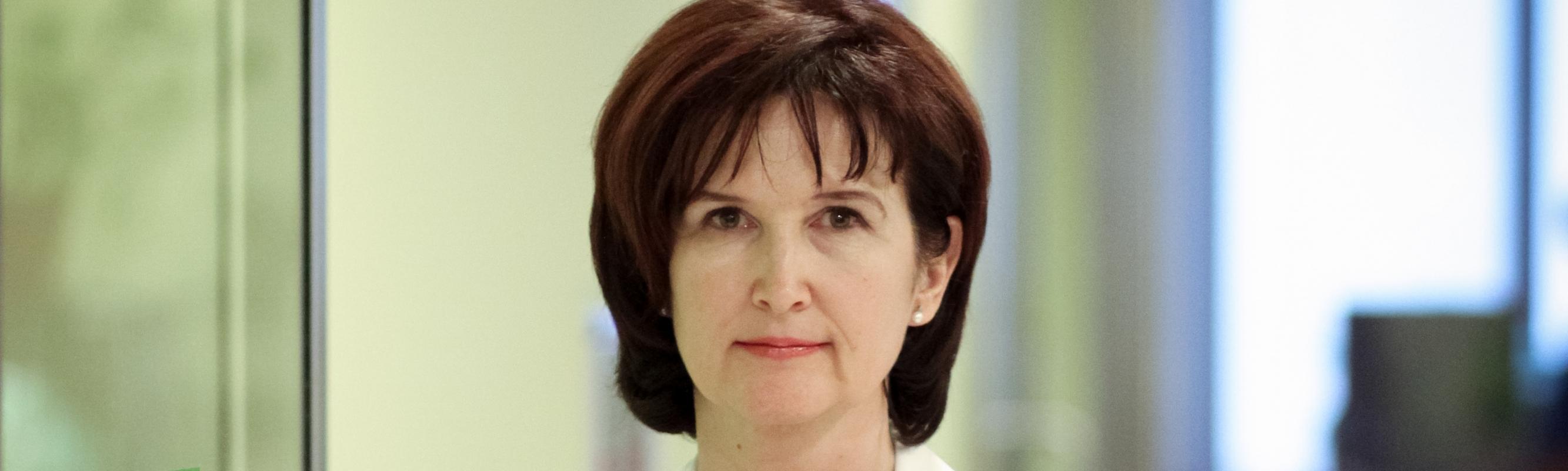 Üldsisehaiguste keskuse juhataja dr Marika Paumets