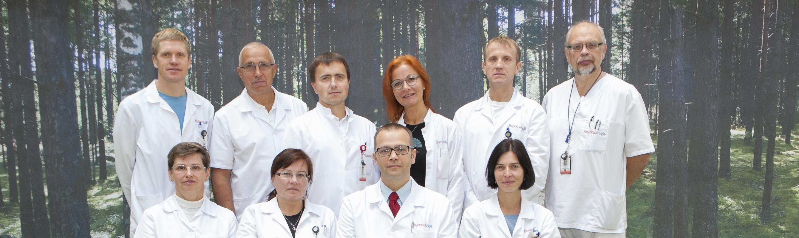 Seedetrakti kasvajate töörühm