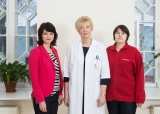 dr Katrin Iverson, dr Piret Tolk, dr Jekaterina Kress