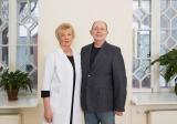 osakonnajuhataja dr Piret Tolk ja õendusjuht Allan Kari