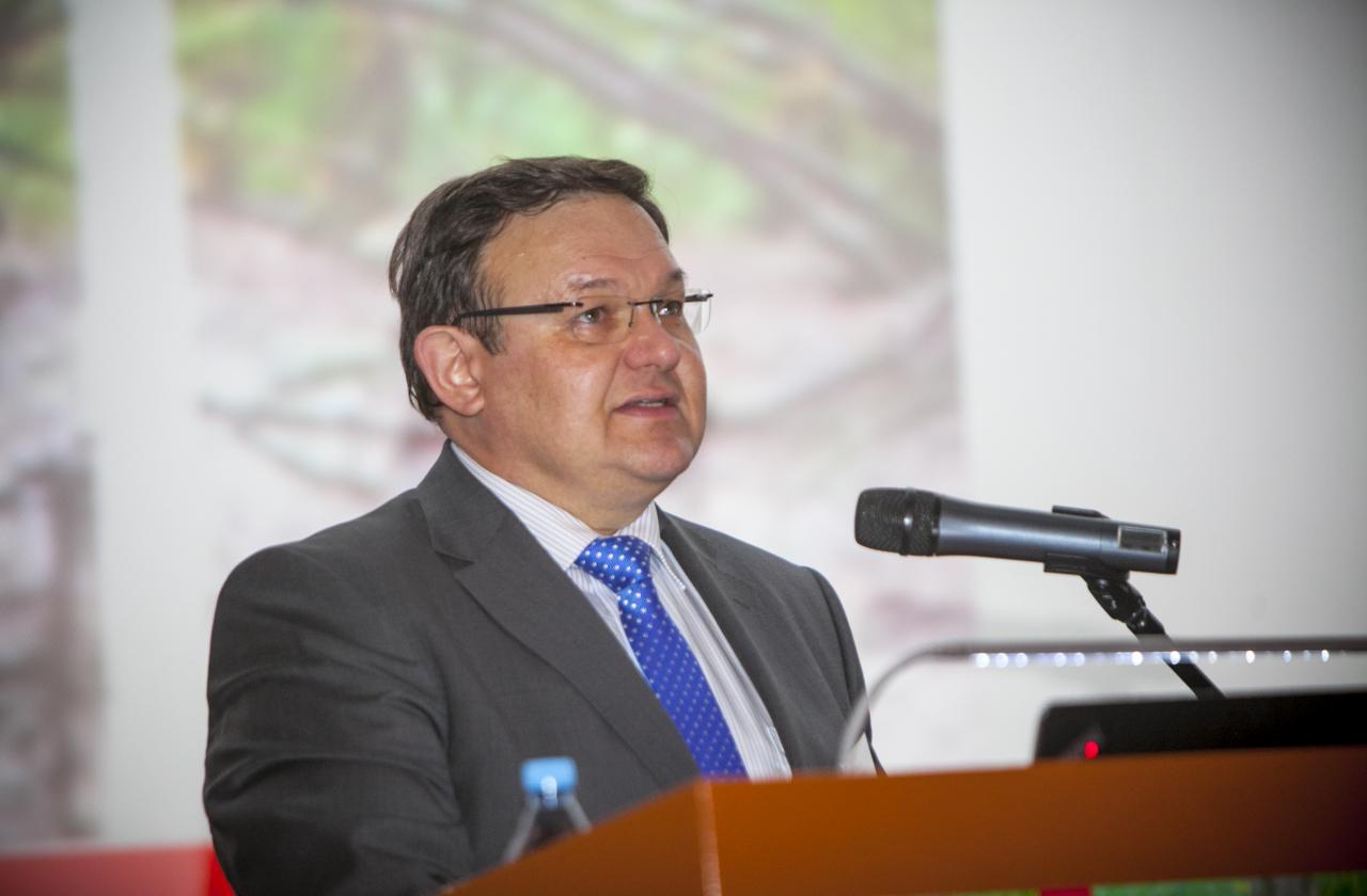 Prof Sergei Nazarenko