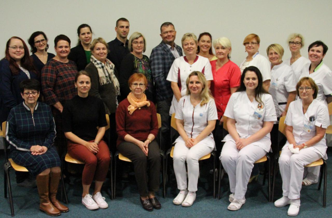 Regionaalhaigla grupi õendusjuhid ja õenduskvaliteedi spetsialistid kohtusid Pärnus