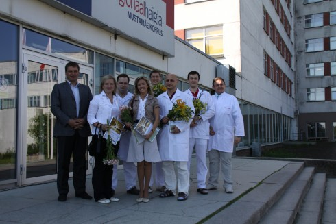 Young Physician Scholarship 2011.jpg