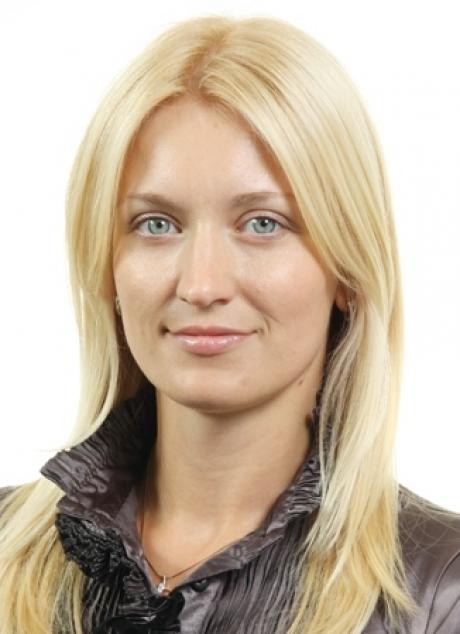 Aleksandra Šavrova